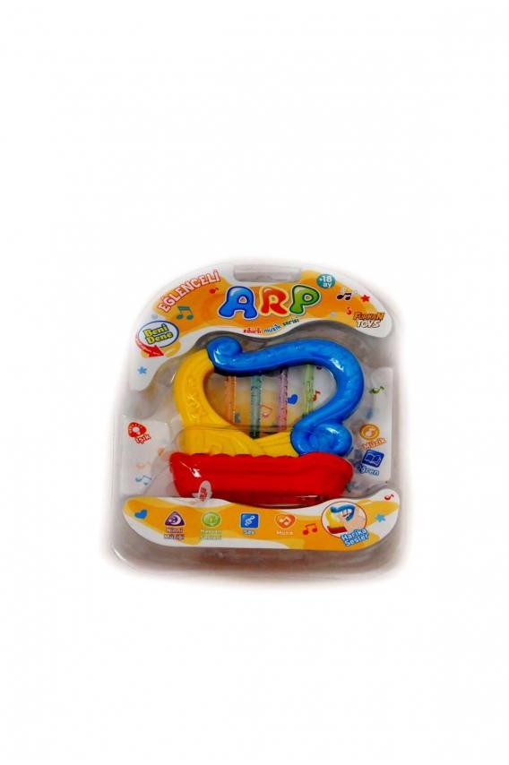 Furkan Toys Işıklı Sihirli Müzikli Arp Oyuncak