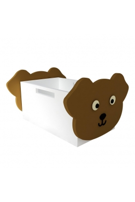 Odun Concept Montessori Köpek Ahşap Oyuncak Kutu