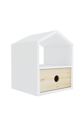 Odun Concept Montessori Trigon Çekmeceli Çocuk Odası Komodin