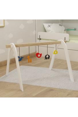 Odun Concept Montessori Ahşap Bebek Oyun Tahtası - Mammago