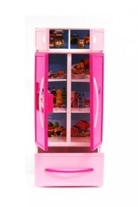 Buzdolabı Mutfak Seti Tüm Kapakları Açılır Kapanabilen Dolap