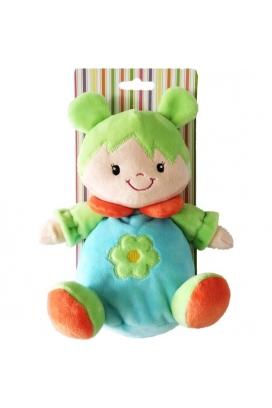 Baby Toys Çıngıraklı Peluş Bebek
