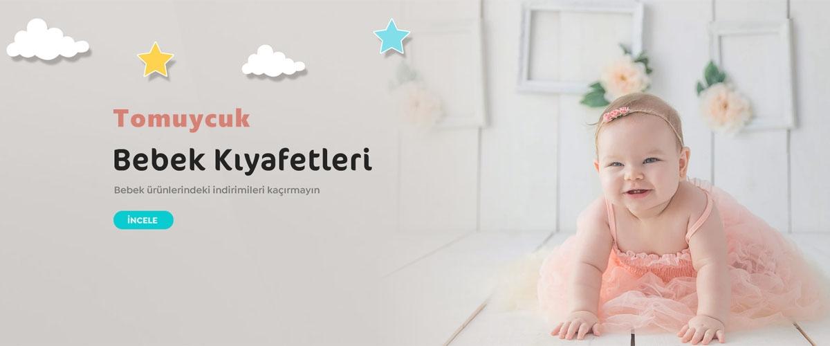 Tomuycuk Bebek Kıyafetleri